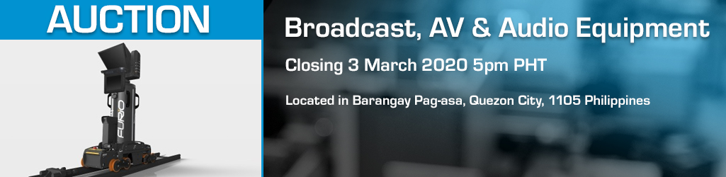 Broadcast Audio Visual Australia