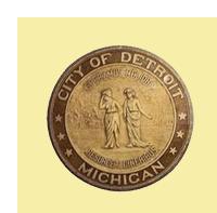 City of Detroit Auction Number 6