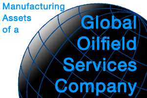Global Oilfield Services Company - Webcast Auction - 1