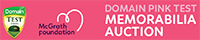 Sydney Domain 2020 Pink Test supporting McGrath Foundation