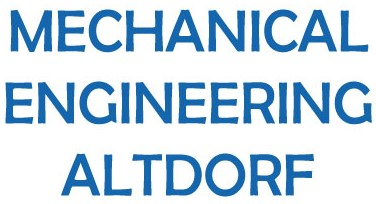 Mechanical Engineering Altdorf