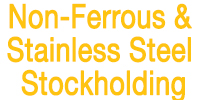Non-Ferrous & Stainless Steel Stockholding Business