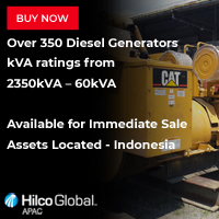 Diesel Generators Indonesia
