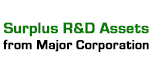 Surplus R&D Assets from Major Corporation in Ohio