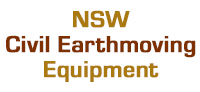 NSW Civil Earthmoving Equipment