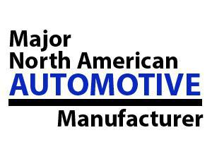 Major North American Automotive Manufacturer